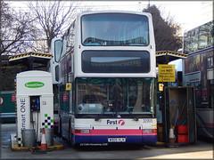 First 32905 (W905 VLN) (Colin H,) Tags: england bus london president ds first east depot dennis essex vln pn tr trident 2015 ibp plaxton centrewest firstessex ipswichbuspage w905 w905vln colinhumphrey firstbasildon tnl32905