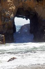 2012-06-18 06-30 Kalifornien, Big Sur bis San Diego 043 Big Sur, Julia Pfeiffer Beach