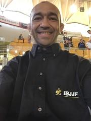 Cleyton Bastos Arbitro de la IBJJF