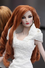 Mini doll meeting (Isabelle from Paris) Tags: fashion elise royalty finley anja isha itbe