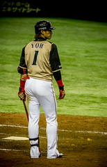 hamfighters_0020 1 (kndynt2099) Tags: japanese baseball yoh daikan hokkaidonipponhamfighters