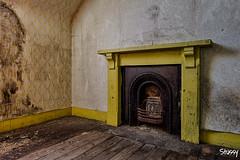 CF-11 (StussyExplores) Tags: horses abandoned church scotland peeling aberdeenshire decay farm cottage explore exploration tombstones stables urbex fireplaces grampian rurex derekict