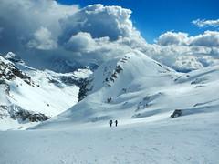 Monte Forato - 1/4/2015 - 21 (Cristiano De March) Tags: ski neve alpi montagna scialpinismo sci giulie cristianodemarch