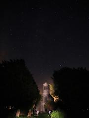 Hardwicke Church & Plough (pete_collins) Tags: church festival dark skies hay hayonwye starry plough arcturus hardwicke