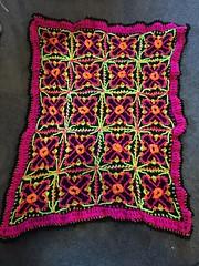 Duff Stephens (The Crochet Crowd®) Tags: crochet mikey cal divadan crochetalong yarnspirations cathycunningham thecrochetcrowd michaelsellick danielzondervan freeafghanpattern mysteryafghancrochetalong freeafghanvideo caronsimplysoftyarn