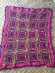 Kathy Groth (The Crochet Crowd) Tags: crochet mikey cal divadan crochetalong yarnspirations cathycunningham thecrochetcrowd michaelsellick danielzondervan freeafghanpattern mysteryafghancrochetalong freeafghanvideo caronsimplysoftyarn