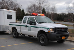 New York State Park Police - Spa State Park (zamboni-man) Tags: county america truck fire office state flag saratoga police upstate american springs valley law hudson plow enforcement sheriff volunteer fleet ems services whelen albnay