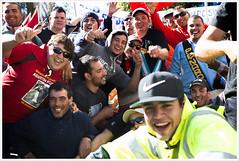 Uruguay: Protesta contra el TISA (Libertinus) Tags: uruguay protesta montevideo tisa marcha trabajadores 6d sindicatos trabajadoras pitcnt