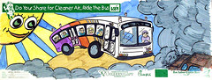YAC 2004 best of Show (BusterTheBus) Tags: bus art public youth san texas contest via transportation transit buster antonio metropolitan