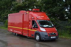 FJ60 GZM (markkirk85) Tags: fire engine appliance peugeot boxer 350 nottinghamshire rescue service fj60 gzm fj60gzm