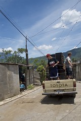 wired differently (Pejasar) Tags: pickuptruck furnituredelivery road sanantonio guatemala boys teenagers electricwires rope clouds tin city travel