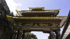 1606 Thimpu-1080180 (esther.park) Tags: bhutan citygate leavingparointothimpu