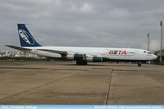 Beta Cargo - PP-BSE (Aviacaobrasil) Tags: betacargo boeing707 fernandovalduga