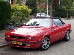 Maserati Spider 1994 nr1974 (a.k.a. Ardy) Tags: sportscar softtop hxbd85