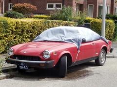Fiat 124 Sport Spider 1800 US 1977 nr1972 (a.k.a. Ardy) Tags: softtop 07ya50
