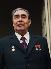 42-20377451 (ngao5) Tags: portrait people male men history one european adult politics communist soviet prominentpersons politician government leader russian premier oneperson marxist headandshoulders senioradult seniorman headofstate leonidbrezhnev governmentofficial politicalleader caucasianethnicity easterneuropeandescent easterneuropeanculture