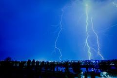 Tormenta (jcasas_10) Tags: madrid storm nikon tormenta rayos fotonocturna largaexposicion d7100 sirhouse