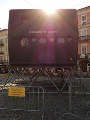 """Das 69. Filmfestival in Locarno beginnt im Vorprogramm mit einem Klassiker der italienischen Filmkunst: """"Lo chiamavano Trinit..."""". In den Hauptrollen Bud Spencer und Terence Hill. () Tags: filfestival locarno 69 2016 programm auszug filmprojektor piazzagrande dcp projector filmfestival festival film suisse schweiz switzerland svizzera 69th no69 program vorprogramm hhepunkte"""