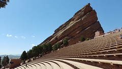 thrust (Mamluke) Tags: redrocksamphitheatre amphitheatre theatre redrocks colorado west denver morrison venue concert rock rocky rocks precambrian mamluke rockymountains rockies mountains