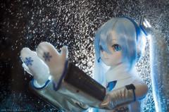 Snow Miku (danzE26) Tags: snow miku dollfie