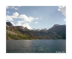 Lake Sabrina (Daiku_San) Tags: film ishootfilm colorfilm 4x5 sheetfilm largeformat landscape california graflex speedgraphic ektarlens kodakektar12747 kodakektar100 epsonv750mpro