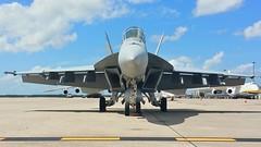 Navy F/A- 18F VX-9 (JetDr757) Tags: fa18f navy vx9 mco