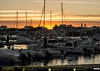 Port Sunset (andrewtijou) Tags: andrewtijou nikond7200 europe spain puntadelmoral costadelaluz port sunset harbour water boats es
