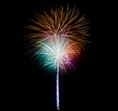 Awesome Cotton Candy Fireworks (JoshBird Photography) Tags: cotton candy fireworks sea isle new jersey south flickr long exposure explore go pro be hero dslr colors blue red orange boon boom shoot bam explode explosion bombs bursting mid air