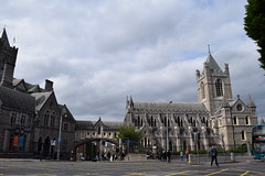 Christ Church Cathedral and Dublinia (museum) (behinddreaming) Tags: ireland church dublin building architecture patliddyswalkingtours cathedral musem dublinia christ