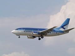 Estonian (uwe_gompf_66) Tags: boeing frankfurtmain fraport flughafen 25l estonian esabd