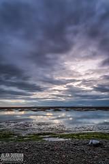 Fleetwood Beach, Lancashire (DugieUK) Tags: canon fleetwood beach lancashire sand water sea sunset sun clouds pebbles stones landscape light summer evening 5d mkiii