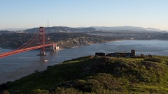 Perfect Day For A Hike (karlsbad) Tags: sanfrancisco sunset hike goldengate marinheadlands ggnra goldengatenationalrecreationarea karlsbad karlschultz