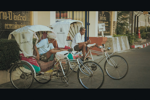 tricycle @Hua-Hin