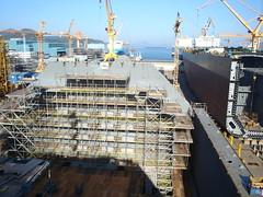 DSC00642 (stage3systems) Tags: shipbuilding dsme teekay rasgas
