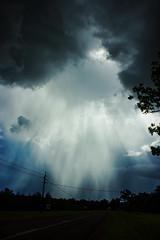 Heavy Rain Shower (betadecay2000) Tags: eta street road strasse strase gewitter wolken strom stroms thunderstorm thunderstorms himmel clouds gewitterwolken sturm australia australien australie austral thunder territory northern darwin wolke outdoor schauer shower downburst wasserfall landschaft wasser