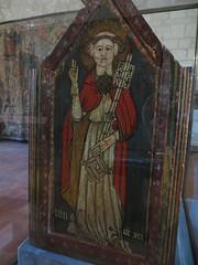 Cofre policromado, Tesoro de la Catedral de Narbona (kakov) Tags: narbonne narbona languedocroselln siglo xiii xiv century 13th 14th gtico gothic