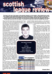 Dundee vs Rangers - 2000 - Page 21 (The Sky Strikers) Tags: dundee rangers scottish premier league spl bank of scotland dens park matchday magazine one pound fifty