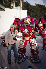 Hulk y pap (FabianJeria) Tags: hulk hulkbuster ironman 80d cnaon canon chile cosplay custome