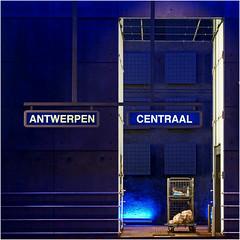 Antwerpen Centraal (leuntje) Tags: antwerp antwerpen anvers belgium belgië belgique station centraalstation centralstation platform railwaystation