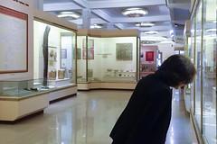 Museum of Vietnamese History (ex-Muse Louis-Finot), Hanoi (EvanGilder) Tags: danielle people travel vietnam hanoi buddhism temple unesco