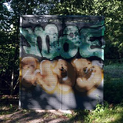 Mae... (neppanen) Tags: sampen discounterintelligence helsinki helsinginkilometritehdas suomi finland piv55 reitti55 pivno55 reittino55 mae wos graffiti