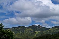 Las Tetas de Cayey (E S M Photography) Tags: mountains cayey tetas clouds blue summer puertorico puertorriqueo boricua outdoor cloud mountain landscape hill sky mountainside mountainpeak