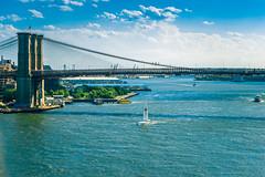 Brooklyn Bridge (Arutemu) Tags: downtown manhattan brooklyn brooklynbridge summer nyc ny sony sonya7r newyork newyorkcity metropolis city cityscape ciudad ilce ilcea7r a7r wideangle sigma 24mm sigmasuperwideii24mmf28 nuevayork lowermanhattan downtownmanhattan scene scenic unitedstates panorama
