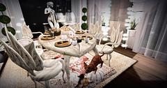 Majesty- Fall Dining (Ebony (Owner Of Majesty)) Tags: aphroditeshopsl aphroditeshop aphrodite trschic jian secondlife sl homeandgarden homedecor homes home homesweethome homey majesty majesty2016 majestysl majestyinteriors decor decorating interiordecor interiordecorating interiors interiordesign fall seasons falldining