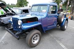 1956 Willys (bballchico) Tags: 1956 willys jeep ratbastardscarshow carshow pickuptruck