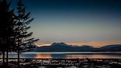 Norway Landscapes (Digidiverdave) Tags: davidhenshaw flickr nikond7000 nord norge norway tromso landscape nordlys winter