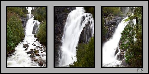 Triptych - Steavenson's Falls