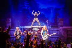Iron Maiden - May 2016 (22 of 30) (graemedoylephoto) Tags: ironmaiden brucedickinson eddie heavymetal rock hardrock bookofsouls guitar band
