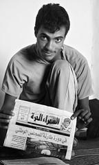 Mohamet II. Tinduf. Sahara 2007 (fernandobarcenapena) Tags: sahara