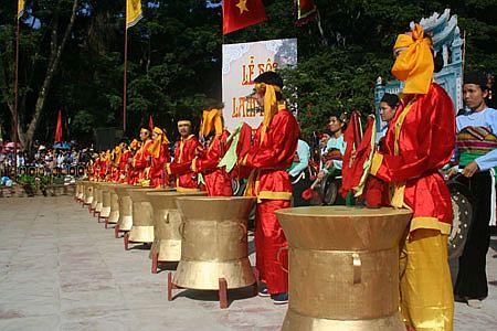 Lễ hội Lam Kinh ở Thanh Hoá